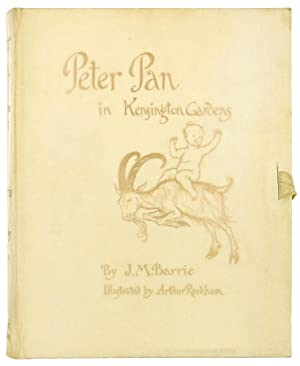 Peter Pan in Kensington Gardens. With Drawings by Arthur Rackham.