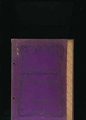 Konvolut drei Bücher: Flowers Kollektion,1. Turnbull: Lehrgang: Turnbull, Victor; Jackson,