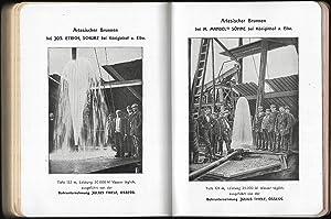 Erläuterung über Bohrungen auf Artesische Brunnen. Julius Thiel - Unternehmung für Bohr-, Brunnen- ...