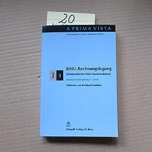 KMU-Rechnungslegung (kommentierter KMU-Kommentar) - Stand der Gesetzgebung 01.01.2008: Madörin, ...