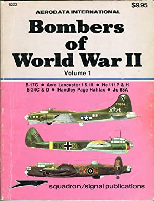 Aerodata International Bombers of World War II,