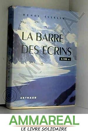 La Barre des Ecrins 4100m Collection Sempervivum: Isselin Henri