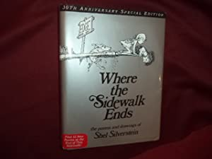 Where the Sidewalk Ends. 30th Anniversary edition.: Silverstein, Shel.