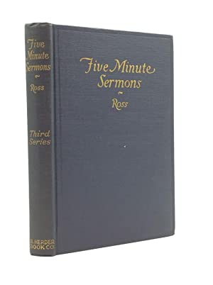 FIVE MINUTE SERMONS: Third Series