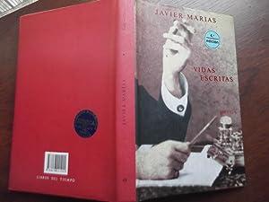 Vidas Escritas: Javier Marias