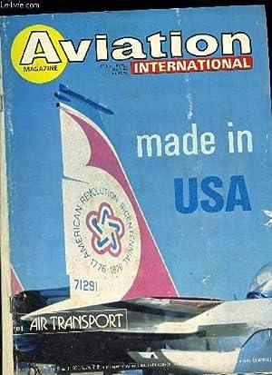 AVIATION MAGAZINE INTERNATIONAL N° 692 - A: COLLECTIF