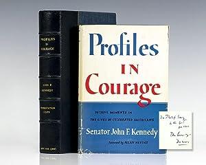 Profiles In Courage.: Kennedy, John F