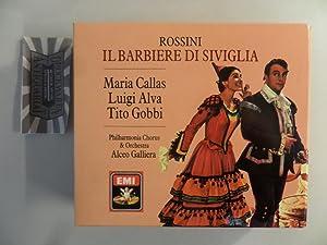 Rossini: Il barbiere di Siviglia (London November: Callas, Maria, Luigi