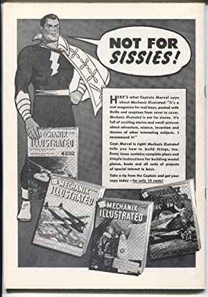 Flashback #34 1976-Reprints Ibis #1 from 1942-NM