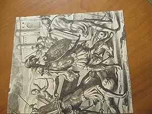 "Single Plate From""The Works Of Publius Virgilius: Hollar, Wenceslas [Illustration"