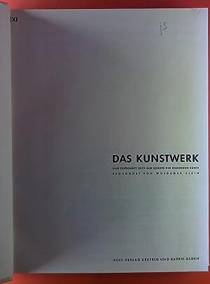 Das Kunstwerk. Eine Zeitschrift über alle Gebiete der Bildenden Kunst. 1/ XI: Woldemar Klein