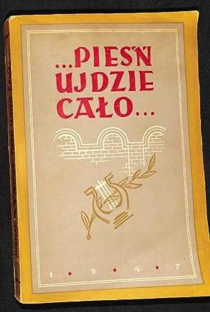 Piesn ujdzie calo , Antologia wierszy o: Borwicz, Michal edited