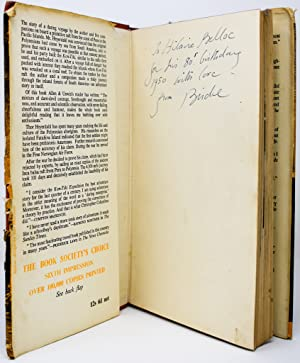 The Kon-Tiki Expedition [Hilaire Belloc's copy]: Heyerdahl, Thor