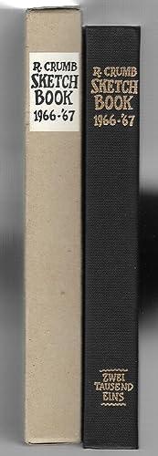 SKETCHBOOK 1966-'67.: CRUMB, Robert: