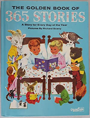 The Golden Book of 365 Stories .: Jackson, Kathryn