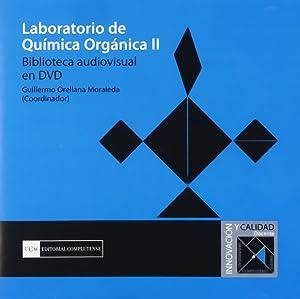 Laboratorio de quimica organica ii: Orellana Moraleda, Guillermo