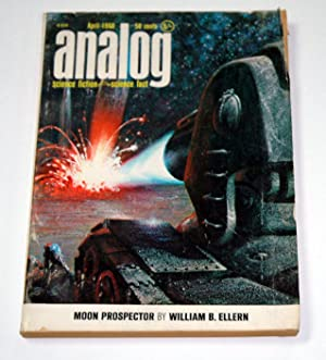 ANALOG Science Fiction/ Science Fact: April, Apr.: William B. Ellern;