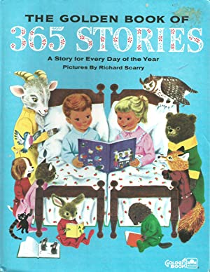 The Golden Book of 365 Stories: Kathryn Jackson