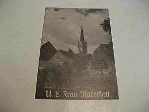 Bild des Verkäufers für U.L. Frau Radolfzell. zum Verkauf von Ottmar Müller