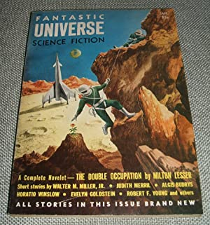 Fantastic Universe Science Fiction for January 1955