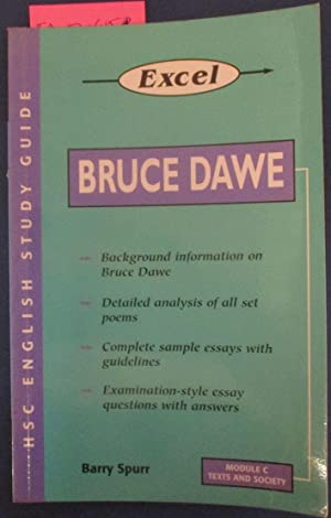 Bruce Dawe: Excel HSC English Study Guide