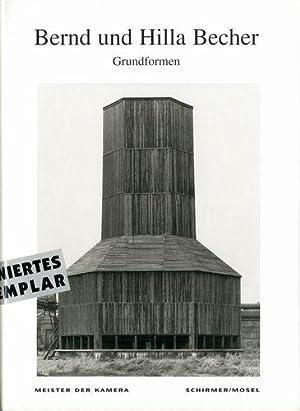 Bild des Verkäufers für Grundformen. (signed) zum Verkauf von Buch + Foto Marie-Luise Platow