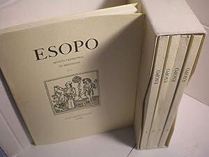 Esopo. Revista Trimestral de Bibliofilia ( 5