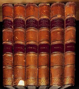 Histoire de la Convention Nationale. 6 vol.: Barante, Prosper