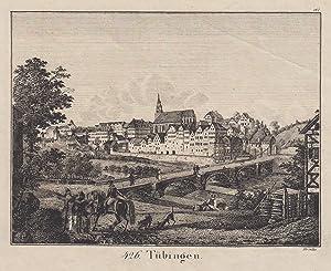 Gesamtansicht: Tübingen: