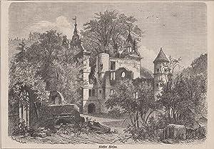 Teilansicht, Kloster Hirsau.: Calw: Hirsau: