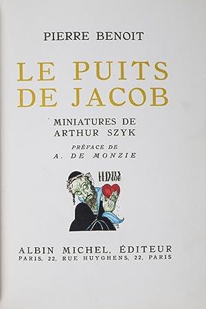 Le Puits de Jacob: Benoit, Pierre (Text