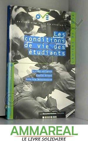 Les conditions de vie des étudiants : Bernard Bensoussan, Claude