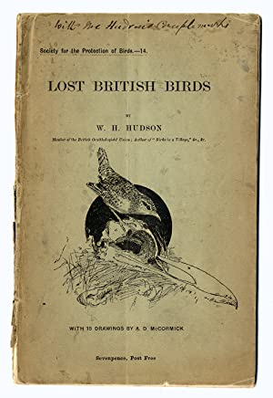 LOST BRITISH BIRDS
