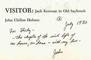 VISITOR: JACK KEROUAC IN OLD SAYBROOK