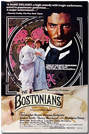 [Original Studio Publicity Poster for:] THE BOSTONIANS
