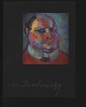 Alexej von Jawlensky. 1864-1941. 22. Kunsthalle Mannheim 22. März bis 20. April 1958.: ...