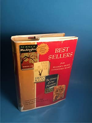 BEST SELLERS FROM READERS DIGEST CONDENSED BOOKS: Lee, Harper, Steinbeck,