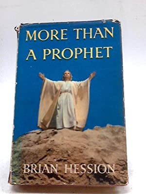 More Than a Prophet: Brian Hession