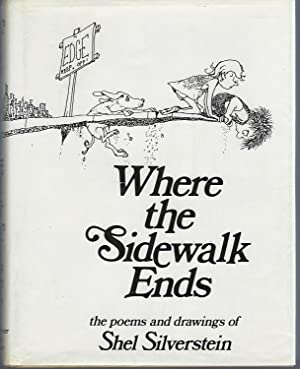 Where the Sidewalk Ends: Poems and Drawings: Shel Silverstein