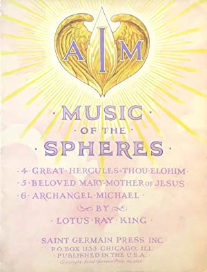 Music Of The Spheres: 4. Great Hercules Thou Elohim, 5. Beloved Mary, Mother of Jesus, 6. Archang...
