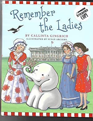 Remember the Ladies (Ellis the Elephant)