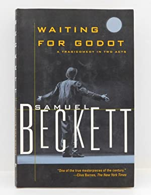 Waiting for Godot: A Tragicomedy in Two: Beckett, Samuel
