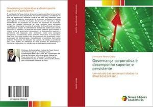 Governança corporativa e desempenho superior e persistente: Álvaro José Ribeiro Caldas