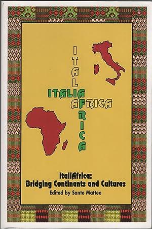 ItaliAfrica Bridging Continents and Cultures: Matteo, Sante