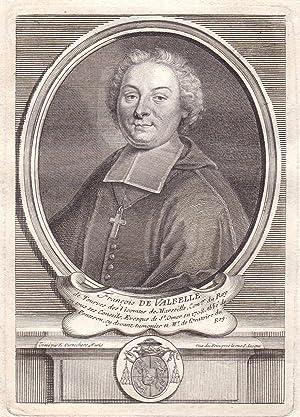"""""""Francois de Valbelle de Tourves"""" - Francois de Valbelle-Tourves gravure Portrait ..."""