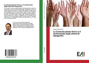 La Comunicazione Visiva e il trattamento degli elementi tipografici: Hassan Abouelnaga