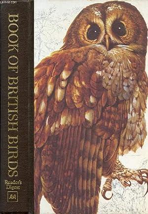 BOOK OF BRITISH BIRDS (AA): COLLECTIF