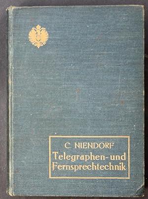 Telegraphen- und Fernsprechtechnik: Niendorf, Carl:
