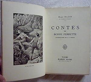 Contes de bonne Perrette: BAZIN, René