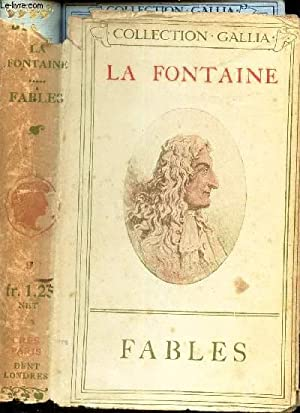 FABLES.: LA FONTAINE